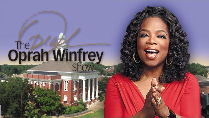Oprah Winfrey - Historia