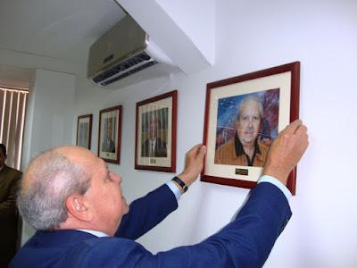 Ex presidente Enrique Peña Cimarro