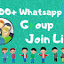 Whatsapp Group Join Links: Manually checked in September 2019