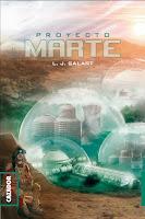 Portada Proyecto Marte
