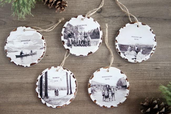 DIY keepsake ornament
