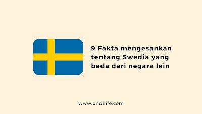 Fakta negara swedia