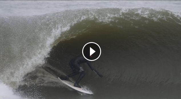 NEWMIBIA Pumping New Jersey Surf