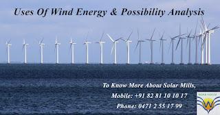 Uses Of Wind Energy - Wind Voltz Energy Pvt. Ltd