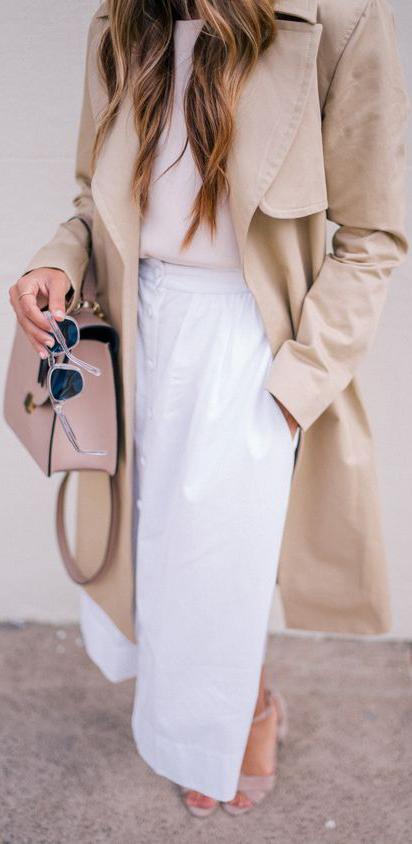 Gorgeous Spring Fashion to Wear Now #SpringOutfits