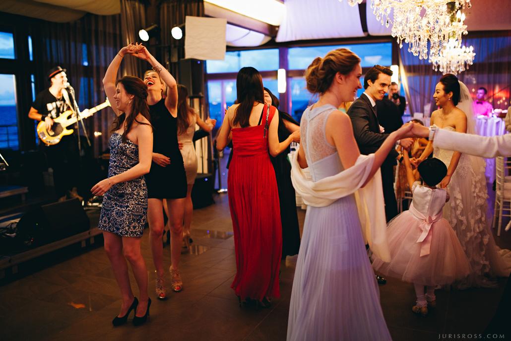 dejas kāzas svinēšana viesi reception dance wedding restorāns