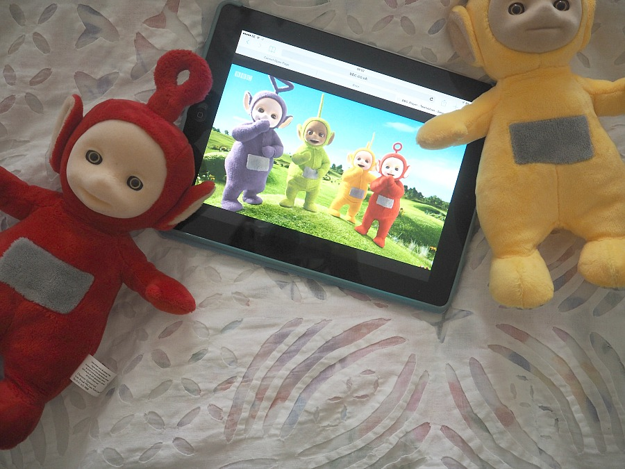 mamasVIB | V. I. BUSY BEES: Timeless TV - Watching the Teletubbies the second time around! | mumsnets