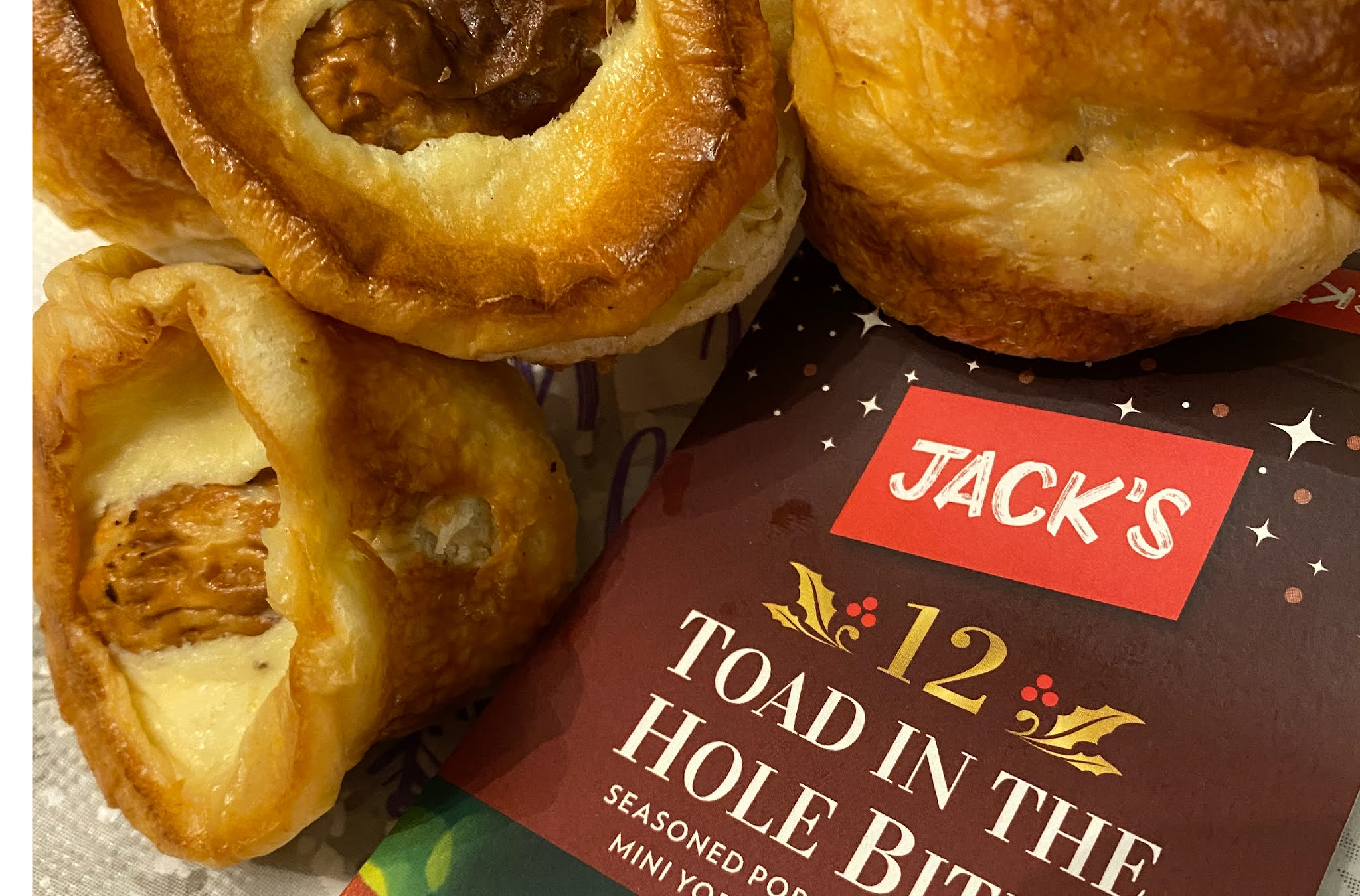 Jack's Toad In The Hole