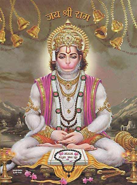 Hanuman The Brahmachari - Story - Power of Celibacy Of Hanuman