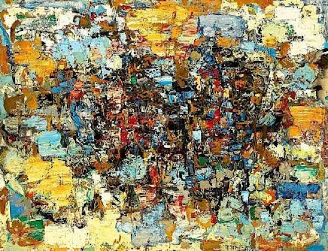 Alexandre Istrati - Abstract Art