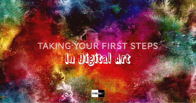 Getting started in digital art cover
