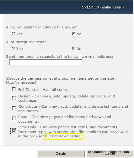 SharePoint Permissions: Read Vs View Only Difference