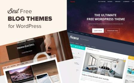 Top 4 Best Free WordPress Themes for 2020 (Expert Pick)