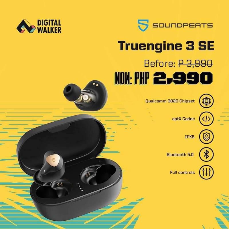 SoundPEATS Truengine 3 SE
