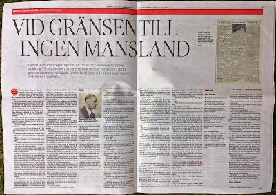Bildresultat för DN 100 år Gustaf Hellström Rune Liljenrud