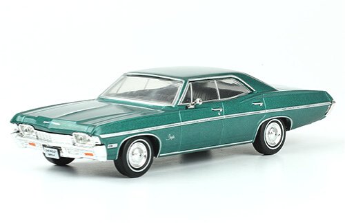 grandes autos memorables Chevrolet Impala