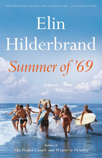 Audiobook reviews Summer of '69 by Elin Hilderbrand
