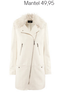 White Coat H&M Fall 2012 Collection