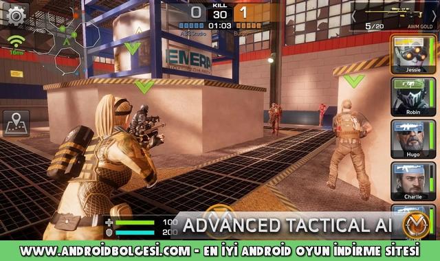 Combat Squad 0.10.3 Mod Apk