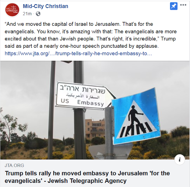 https://www.jta.org/quick-reads/trump-tells-rally-he-moved-embassy-to-jerusalem-for-the-evangelicals
