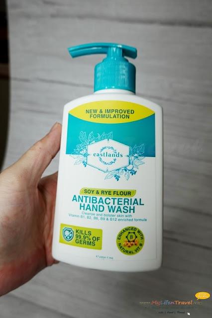 Eastlands Hand Wash