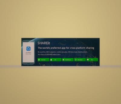 تحميل شير ات 2019 مجانا أخر إصدار للكمبيوتر وللموبايل SHAREit