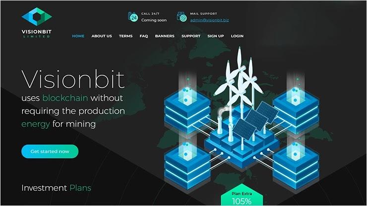 Обновление от Visionbit