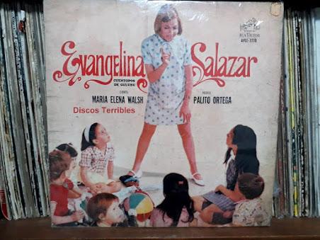 Evangelina Salazar disco