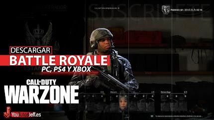 Como Descargar Call Of Duty Warzone Gratis para PC, Xbox y PS4