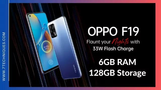 Oppo F19  Mobile Phone Under 20000