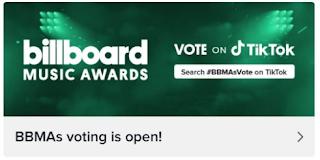 Bagaimana Cara Ikut Billboard Vote Tiktok 2020?
