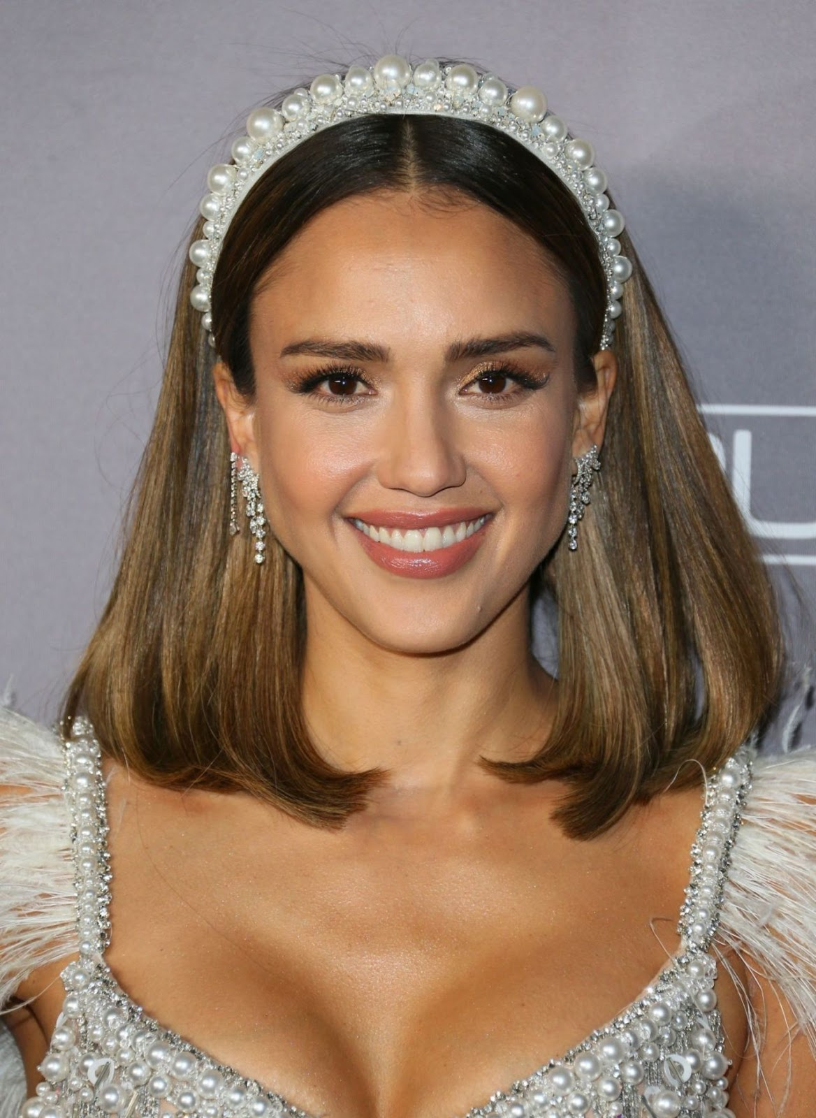 Jessica Alba – 2019 Baby2Baby Gala presented by Paul Mitchell at 3LABS in Culver City