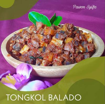 Pawon Syifa: Resep Tongkol Balado www.guntara.com
