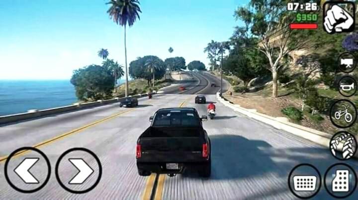 شبيه لعبة جتا  لعبة جتا للاندوريد Gat 5 العاب اندرويد العاب GTA