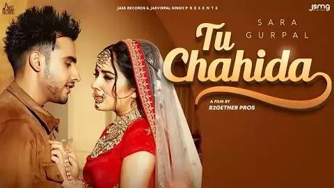Tu Chahida Lyrics in Punjabi | Sara Gurpal, Arman Bedil