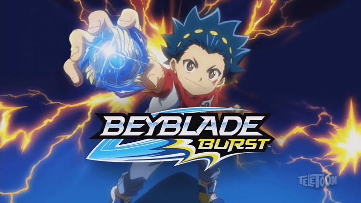 Beyblade Burst Season 01 All Images In 720p