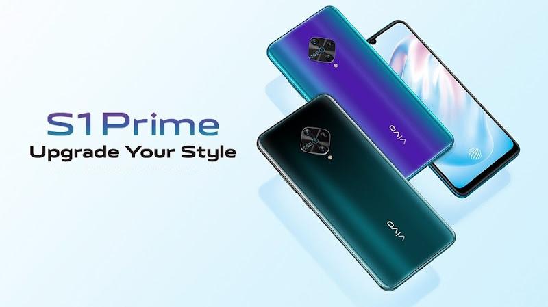 Vivo S1 Prime Maroc