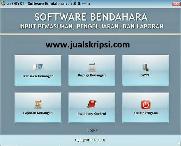 Software Bendahara