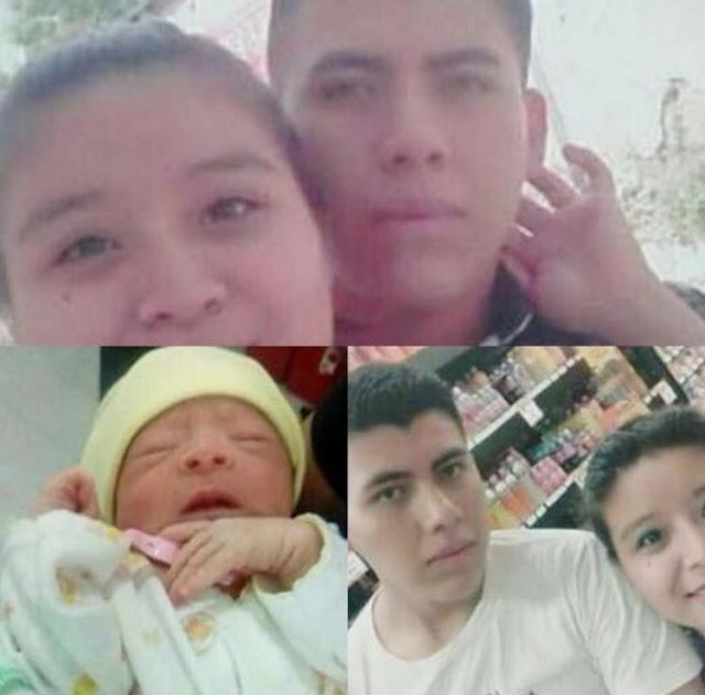 """Su Padre fue """"Levantado"""" por Policías y calcinado y a ella la dejan viva en una hielera junto su madre degollada en Chilapa"""