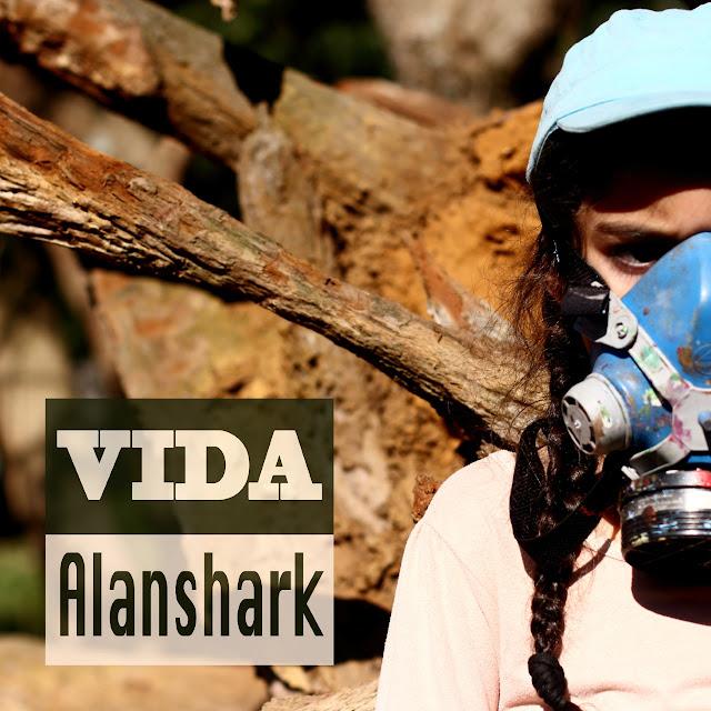 """Alanshark o lança single """"Vida"""", que fala sobre questões ambientais"""