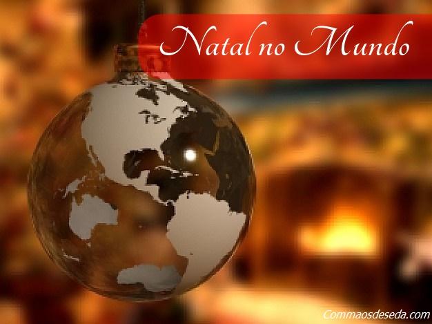 BC Natalina - 7 países com Culturas natalinas diferentes