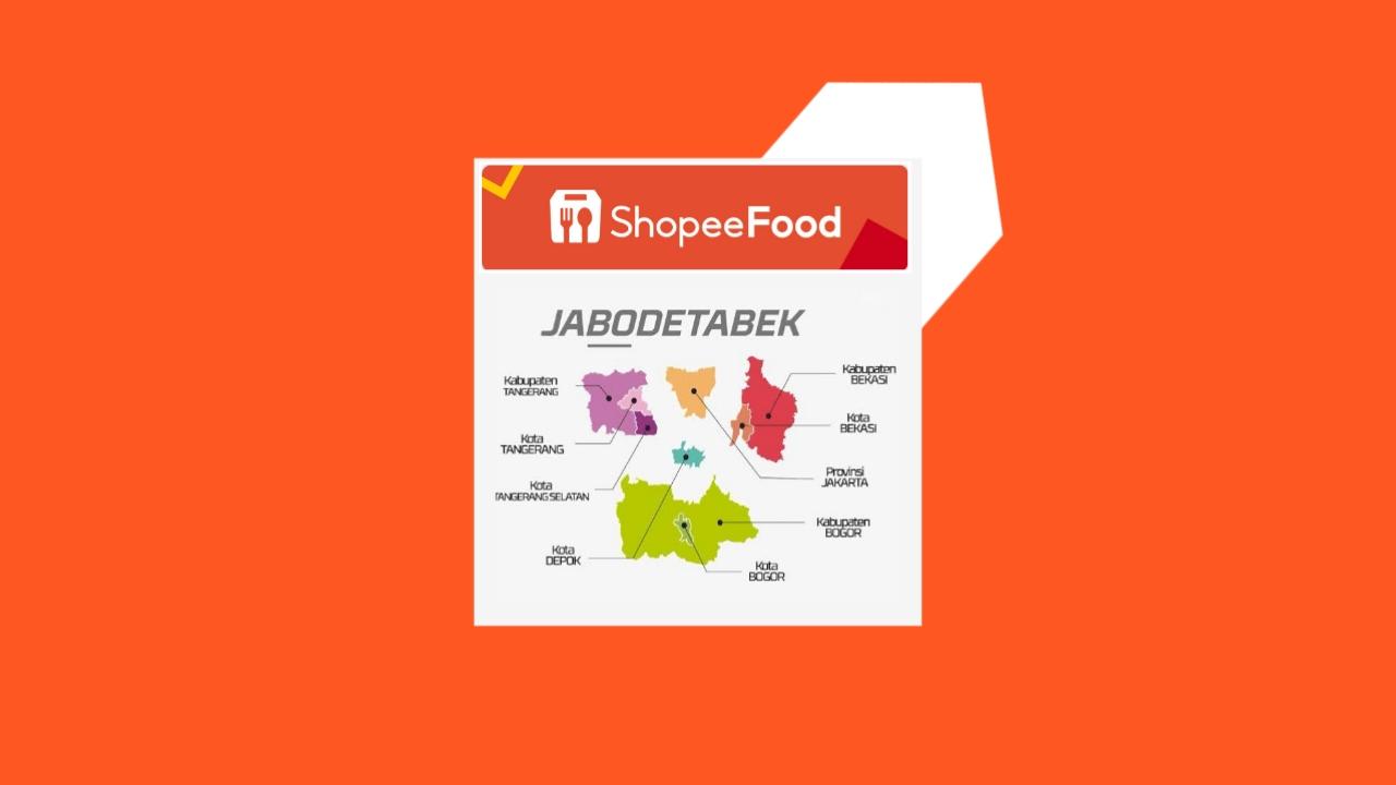 Formulir Pendaftaran Shopeefood Driver Luar Jakarta