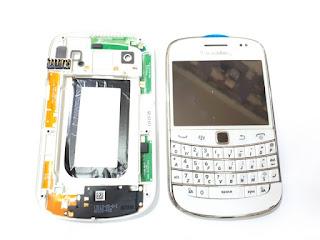 Casing Fullset LCD Touhcscreen Keypad Trackpad Blackberry Dakota Original