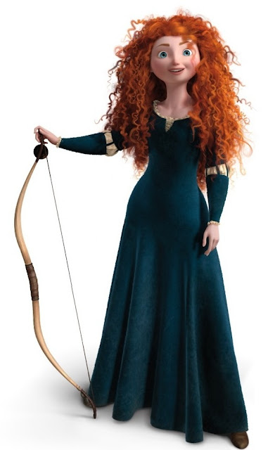 Fantasia Princesa Merida