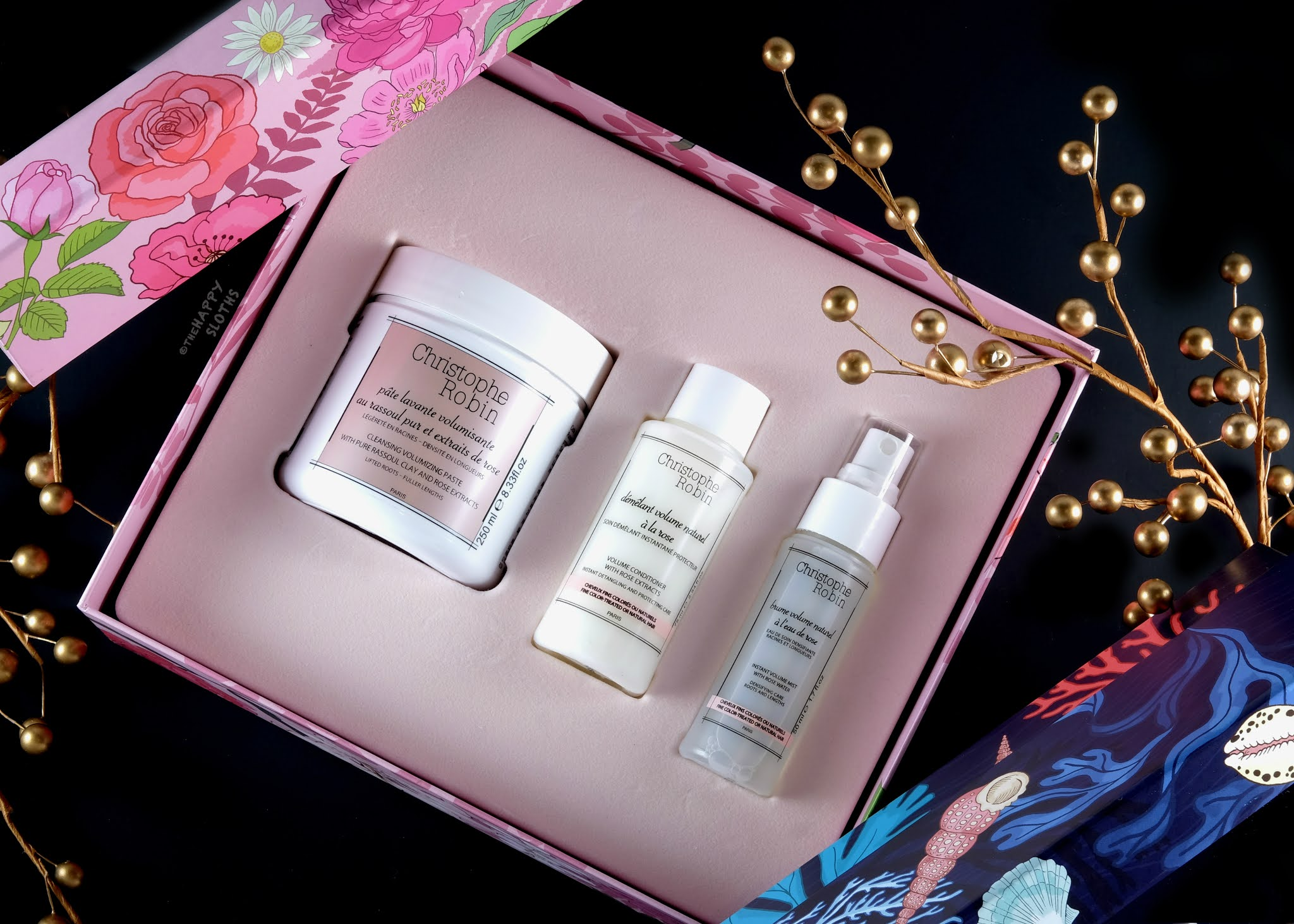 Christophe Robin | Holiday 2020 Dreamy Volume Gift Set
