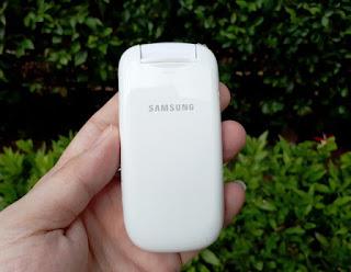 Hape Samsung Caramel E1272 Dual SIM Seken Mulus Normal