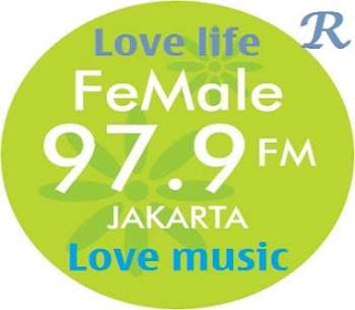 Female Radio 97.9 FM Jakarta