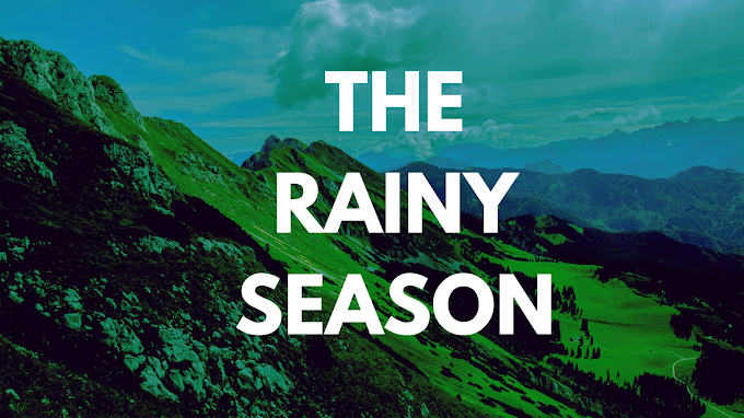 THE RAINY SEASON, Essay on Rainy Season