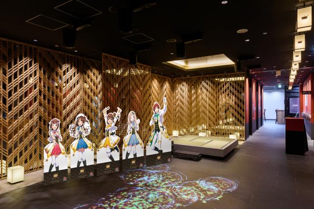 Hotel di Tokyo Gunakan Hologram Anime Idolmaster sebagai Karyawan