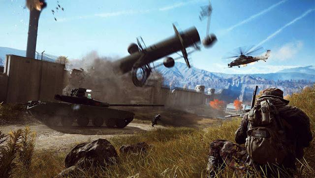 รีวิวเกมส์ PC Battlefield 4